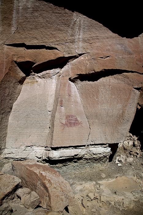 Tafoya Canyon 2684